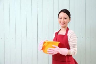 厚手のゴム手袋の上手な洗い方と乾かし方について